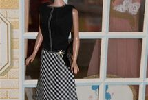 Barbie the Americain girl