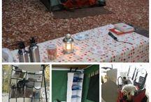 Consigli per il campeggio