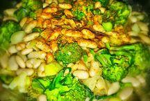 insalate / insalate calde e fredde