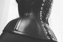 Corsetry + Tightlacing Inspiration