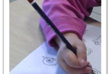 Tenue crayon