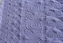 Continuous Free Motion Quilting Borders