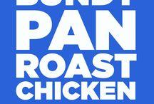 Bunt Pan Chicken ! Yum!
