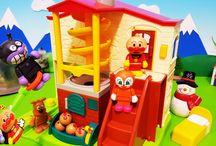 おしゃべりパン工場❤アンパンマン アニメ&おもちゃ