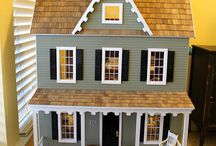 Doll Houses / by Carol Thomas