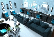 Salon Decorations