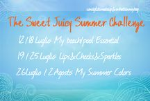 The Sweet Juicy Summer Challenge / It's challenge time!