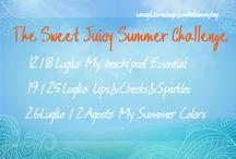 The Sweet Juicy Summer Challenge / It's challenge time!
