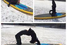 We Love Fun / Standup paddling is fun