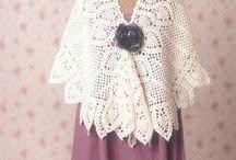 shawl crochet / by Liudmila Iskaradava