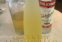 Quick and Easy Drinks