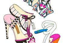 shoes illust
