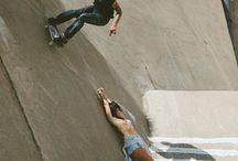 Skateboarding Art / Skate or die