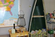 Classroom Decor / Pictures, ideas, materials, deals, and how tos for decorating the elementary classroom