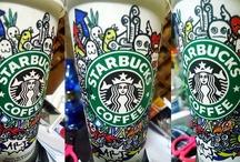 Starbuck doodle