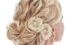 Bryllup hår / Hårfrisyrer til bryllup