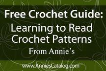 Learning to Read Crochet Patterns / DIY