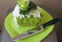 Tort din flori