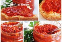 Kahvaltılık domates sos