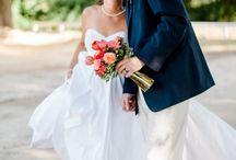 Bride and Groom Photos / All photos copyright Caroline Lima Photography. http://www.carolinelima.com/