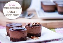 Paleo chocolate desert