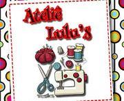 Ateliê Lulu's / produtos personalizadas Facebook - AtelieLulus Site - www.atelielulus.com.br