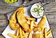 fish and chips photo ideas