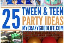 Tween Parties