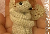 crochet amigurumi and other crochet / a collection of crochet patterns that i like or i am looking for the pattern / by Donna Lynn