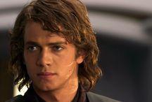 Anakin Skywalker-Star Wars / play by:Hayden Christensen, Jake Lloyd