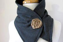 шарф вортник шапки