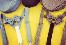 Suspender & Bowti