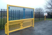 Playground Goal Units