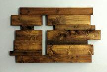 Meuble et déco en bois de palettes