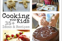 cooking with kiddos