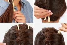 Zakroucené vlasy