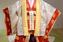 Kimono/Junihitoe/Yukata