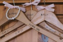 Little Touches from our Weddings / The little things, that make your wedding yours.