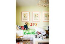 girls room / by Yessi Marchant