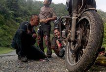 Touring ke Jakarta - Padang / Touring Jakarta Padang