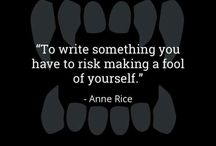Writing Life / Find here: writer quotes, pictures on the writing life, articles on writing, editing and creative things