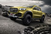 Pickup trucks / Michelin Challenge design 2018
