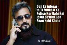 Bilkul Bakwaas / Oot Patang Behooda Bilkul Bakwaas ... anything by, for, about Camaal Mustafa Sikander goes here