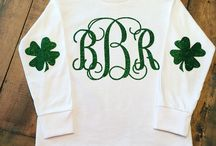 St. Patricks Day Tees
