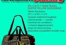 Jet Tribe http://store.jettribe.com/jta-12477-y-team-travel-duffle-yellow-shockwave/