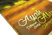 Buku Islam / Buku yang membahas atau menceritakan kehidupan sehari-hari, keluarga, pendidikan, dan lain - lian