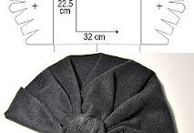 шляпы,  крой