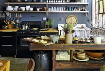 Kitchens  / by Ashley Riddle Williams