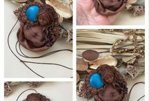 Mother Earth Jewelry / Pure Mother Earth Collection: Polymer Clay Jewelry dedicated to our Great Mother, the Life Giver of all beings...