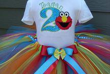 2nd birthday Elmo